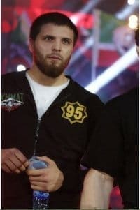 Алихан Вахаев (Alikhan Vakhaev)